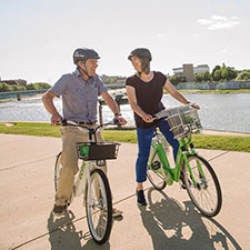 Dayton Bike Share Celebrates Soft Launch through July 4th Weekend
