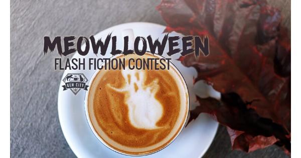 Meowlloween Flash Fiction Contest