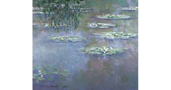 Monet's Waterlilies at the Dayton Art Institute