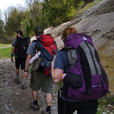 Germantown Metropark Backpacking