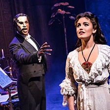 Phantom of the Opera: The Man Behind The Mask