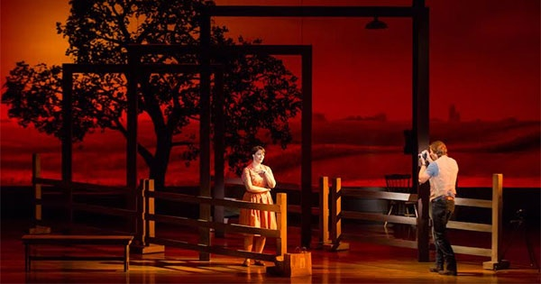 Broadway Preview: The Bridges of Madison County