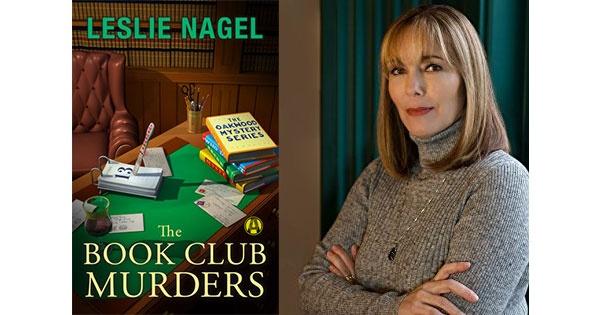 Oakwood (Ohio) Mystery Series: The Book Club Murders