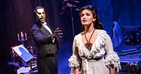 The Phantom of the Opera is back, like it's never been seen before