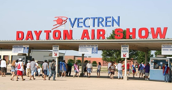 Dayton Air Show has been canceled
