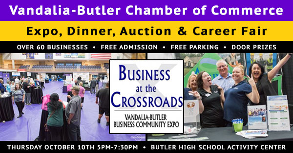 Vandalia Butler COC Business Expo & Career Fair