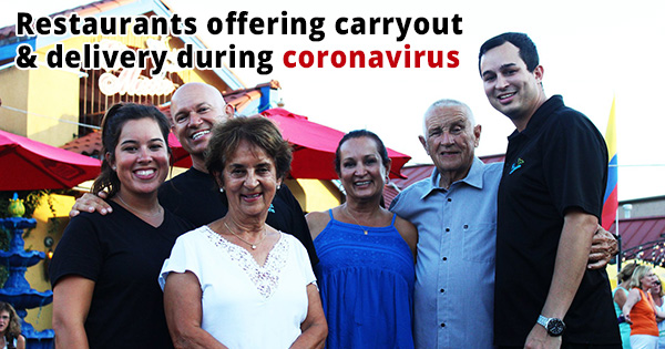 To-go, curbside & delivery   choices around Dayton during coronavirus