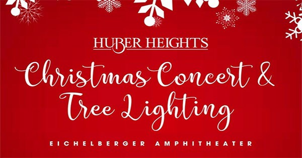 Christmas Concert and Tree Lighting in Huber Heights