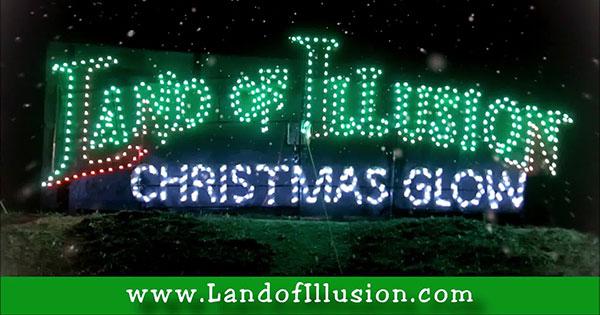 Land of Illusion Christmas Glow