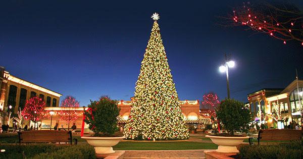 Christmas Tree Lighting at The Greene