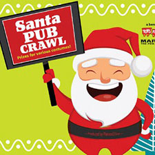 Oregon Distict Holiday Pub Crawl