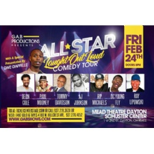 All Star LOL Comedy Tour - SOLD OUT