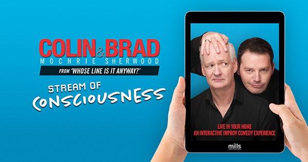 Colin & Brad: Stream Of Consciousness