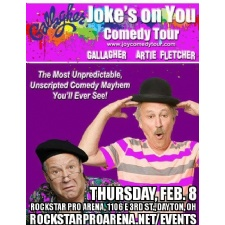 Joke's on You Comedy Tour