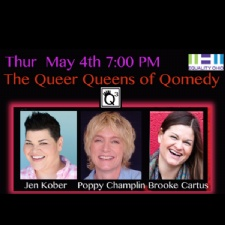 Poppy & The Queer Queens of Comedy