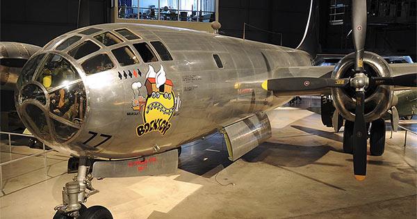B-29 Bockscar: The Aircraft That Ended World War II