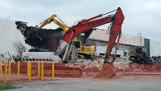 Beaver Valley Cinemas demolished