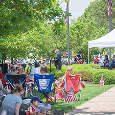 Beavercreek Memorial Day Ceremony