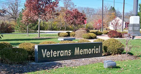Beavercreek Veterans Day Ceremony