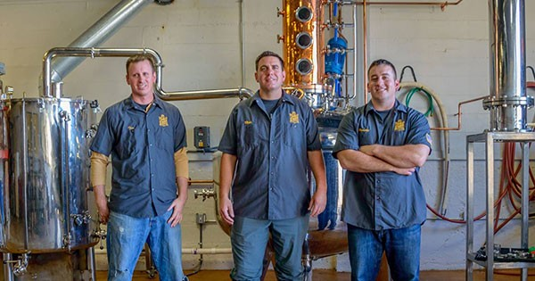 Dayton distillery produces hand sanitizer for the community