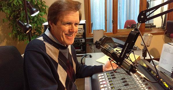 Faith and Friends Radio's Bill Nance, says station has deeper purpose