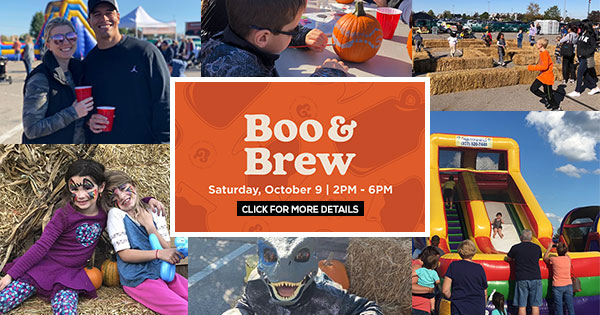 BOO & BREW @ The Mall at Fairfield Commons