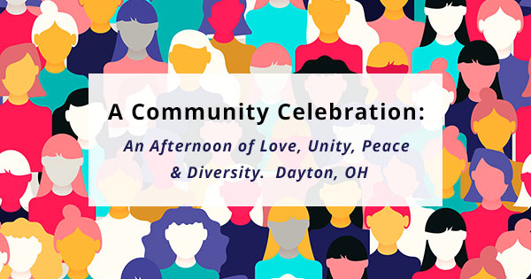 An Afternoon of Love, Unity, Peace & Inclusion