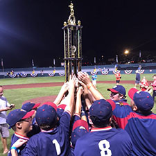 Local Players Win National Title