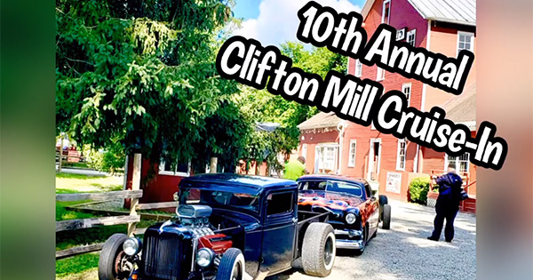 Cruise-In at Clifton Mill