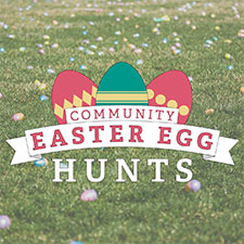 Easter Egg Hunt at Fairborn Community Park