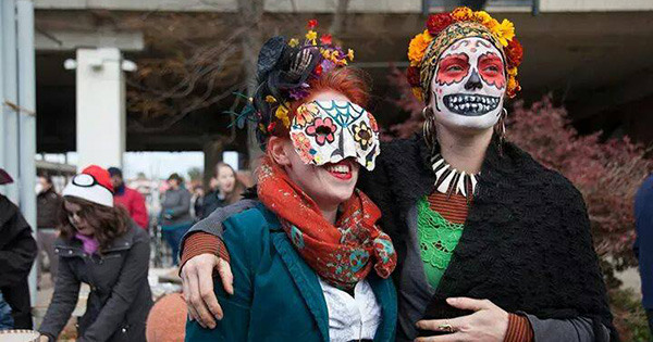 Dayton Dia de Los Muertos - Day of the Dead Celebration and Parade