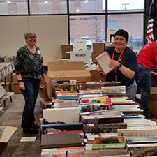 Friends of the Dayton Metro Library Book Sale