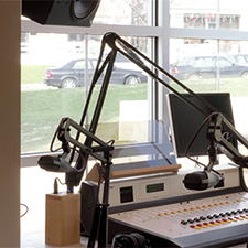 What local Dayton radio stations do you listen to?
