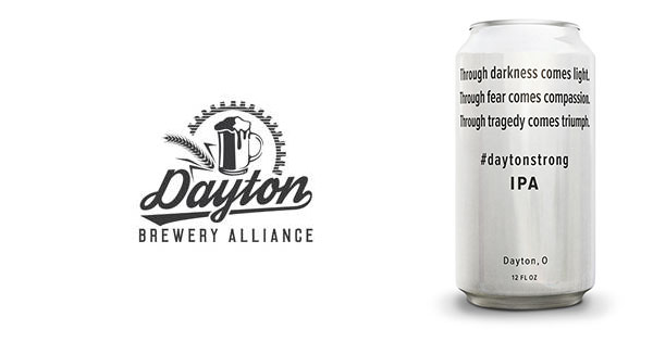 Dayton Brewery Alliance Release #daytonstrong IPA to Help Tornado Victims