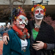 Dayton Dia de Los Muertos - Day of the Dead Celebration and Parade
