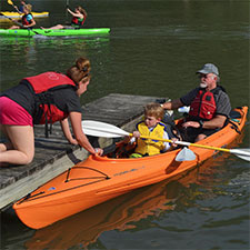 Try Paddlesports at Eastwood Metropark