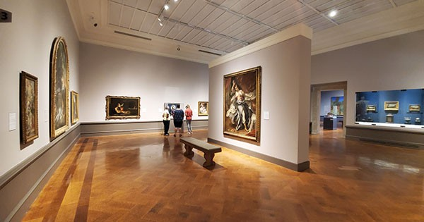 Free Admission for Local Nurses at the Dayton Art Institute - suspended