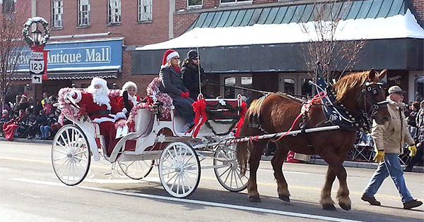 Lebanon Mo Christmas Parade 2020 Lebanon Carriage Parade & Christmas Festival