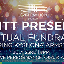 Levitt Presents: A Virtual Fundraiser