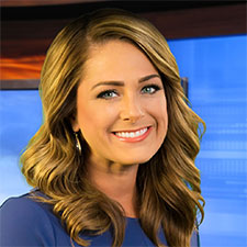 10 Questions with news anchor & Hometown girl….Megan O' Rourke