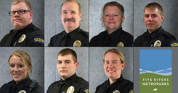 MetroParks rangers awarded for response to Dayton mass shooting