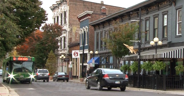 Grant will fund streetscape improvements for the Oregon District