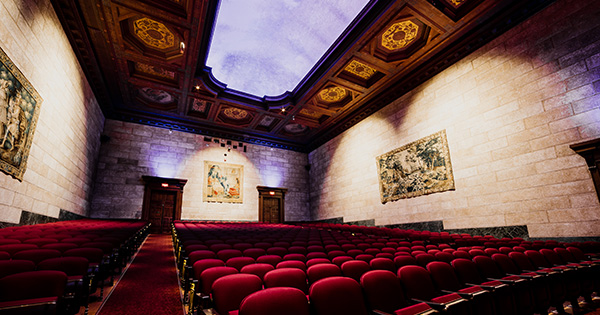 Dayton Art Institute Installs Hearing Loop System in Rose Auditorium