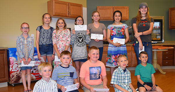 Tipp City Area Arts Council 2019 Student Art Contest Results