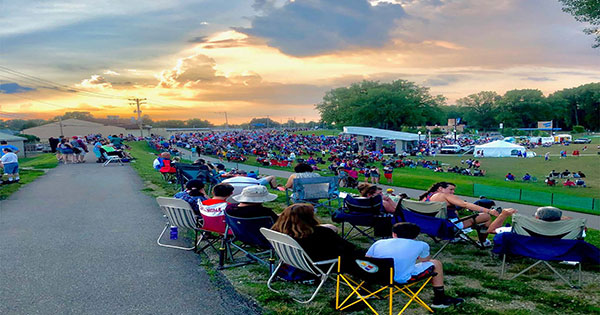 City of Troy 4th of July Concert & Fireworks