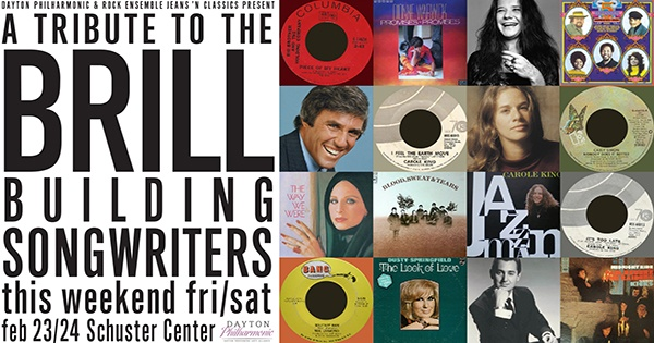 Tribute to The Brill Building Songwriters