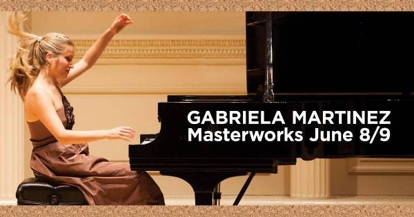 Martinez Plays Gershwin