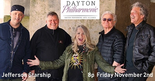 Dayton Philharmonic: Jefferson Starship