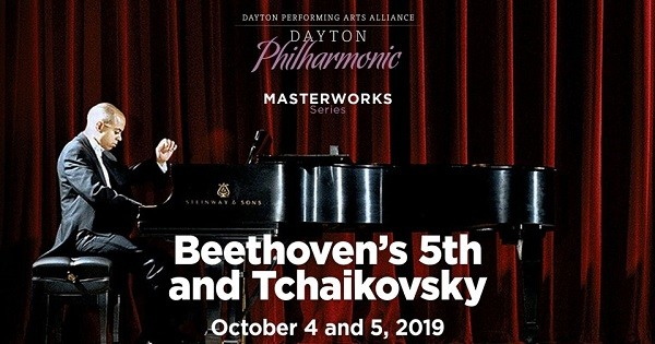 Dayton Philharmonic: Beethoven's 5th and Tchaikovsky