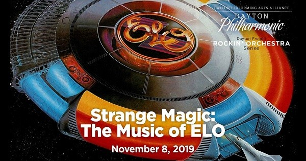 Strange Magic: The Music of ELO